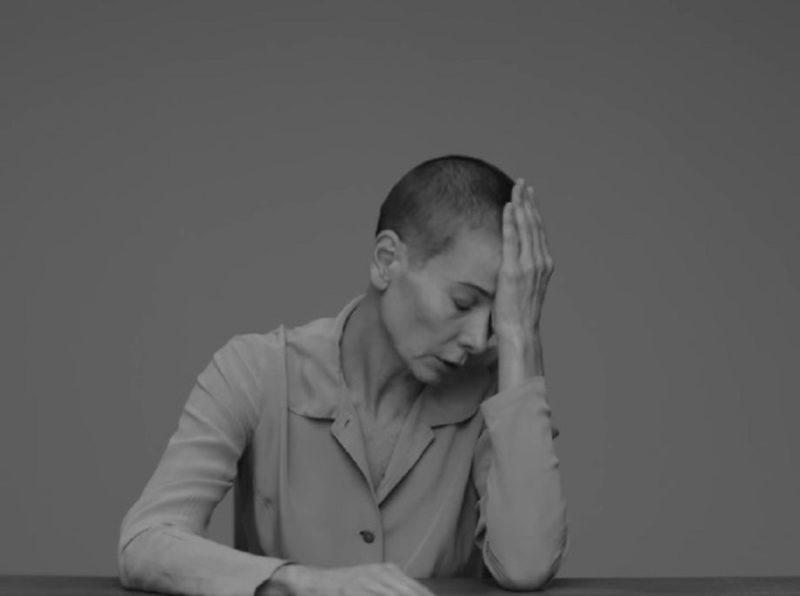 Юлия Высоцкая в фильме «Рай»