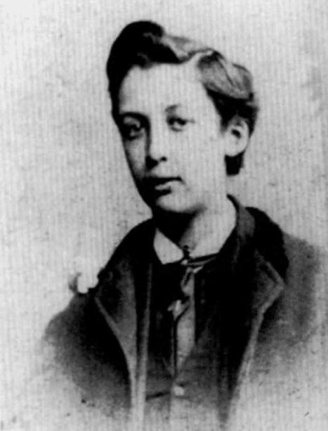 Оскар Уайльд в детстве