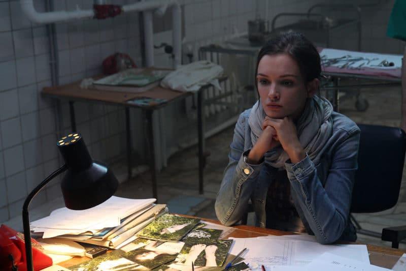Паулина Андреева в сериале «Метод»
