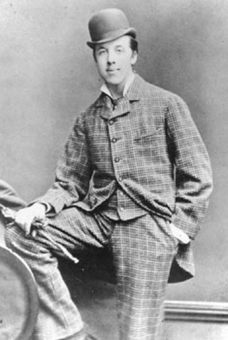 Оскар Уайльд во время учебы в оксфорде