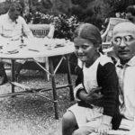 Лаврентий Берия и Сталин