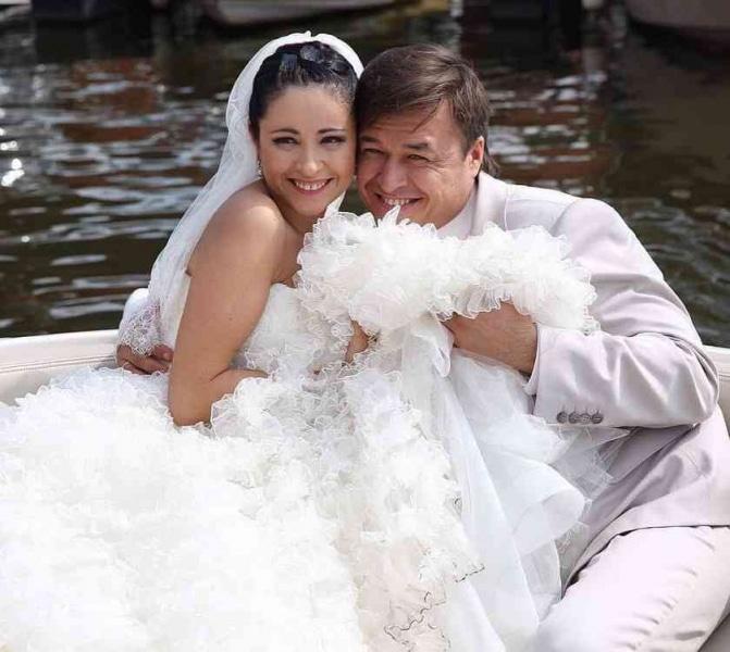 Свадьба Тихомировой с Ласло Долински