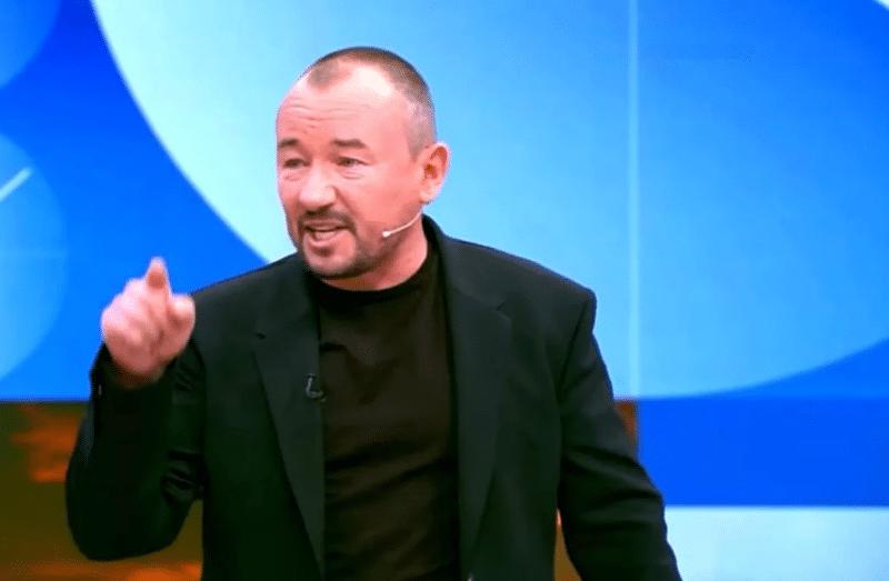 Артем Шейнин в передаче «Время покажет»
