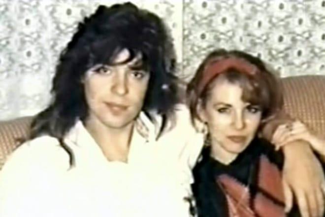 Женя Белоусов с Еленой Худик