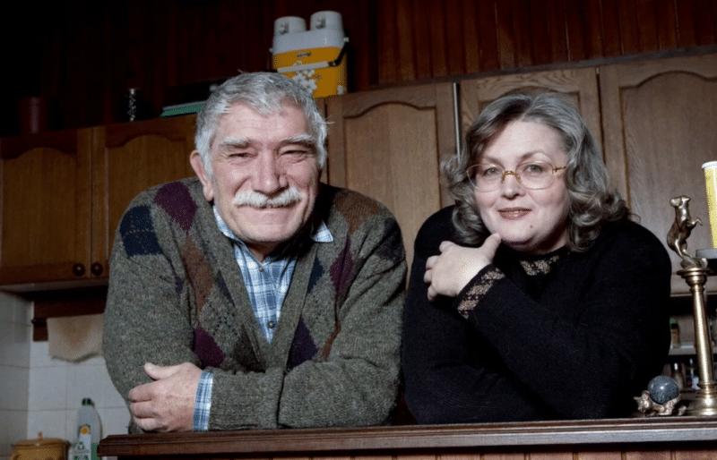 Армен Джигарханян с Татьяной Власовой