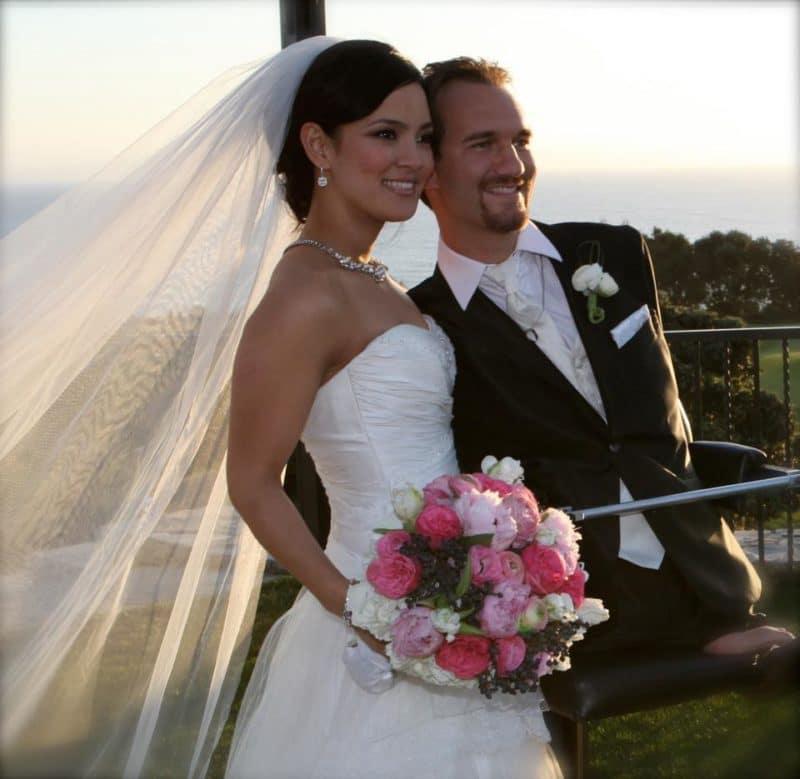 Ник Вуйчич свадьба с Канаэ Мияхаре