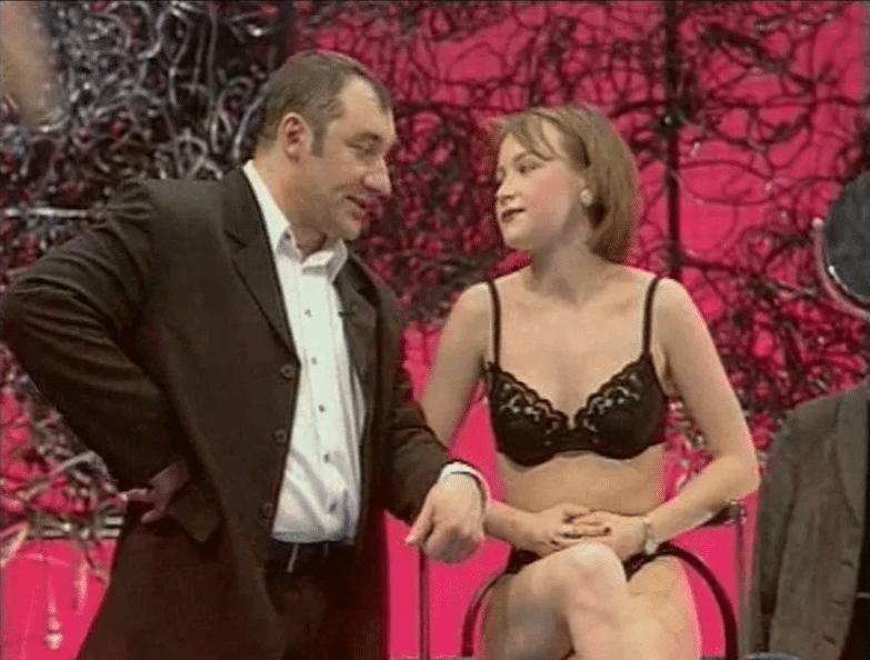 Николай Фоменко в передаче «Империя страсти»