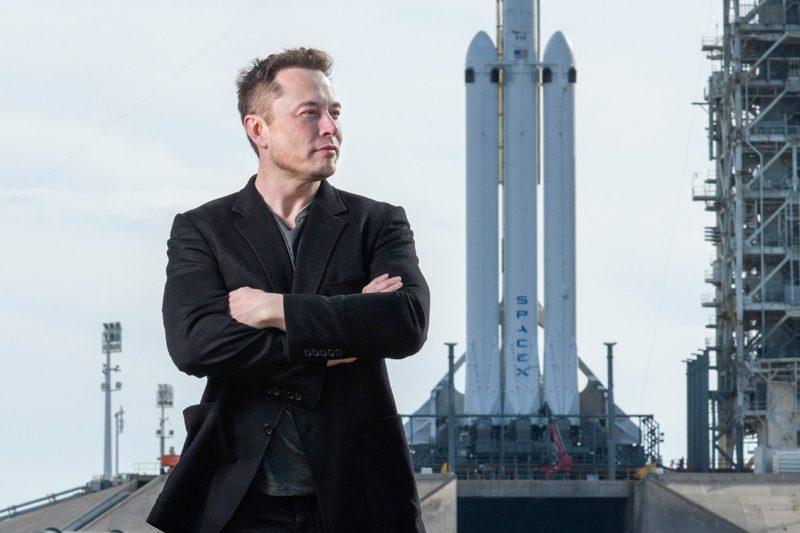 Илон Маск основатель «SpaceX»