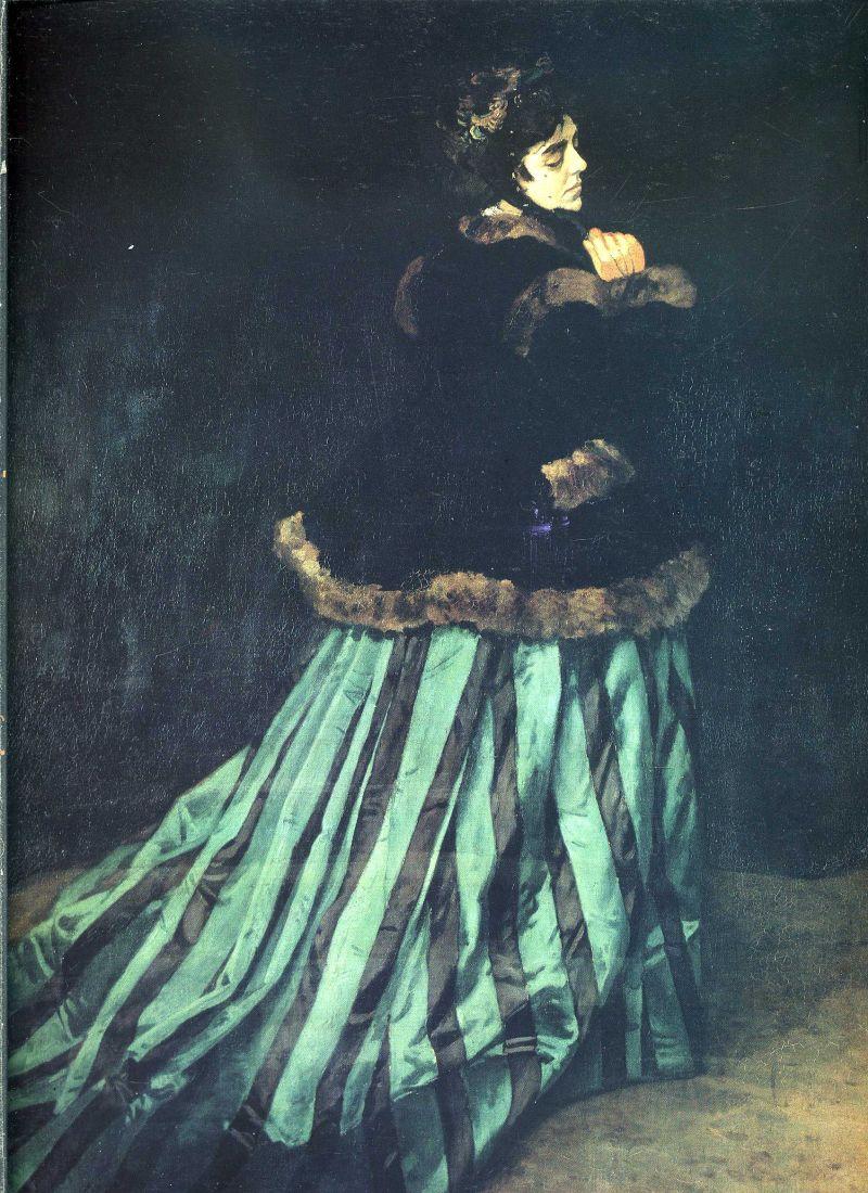 «Дама в зеленом»