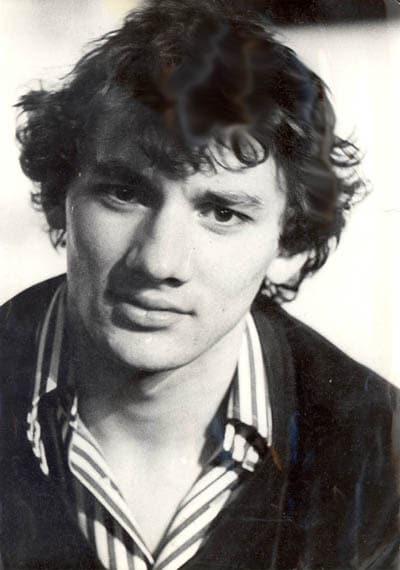 Николай Фоменко в молодости