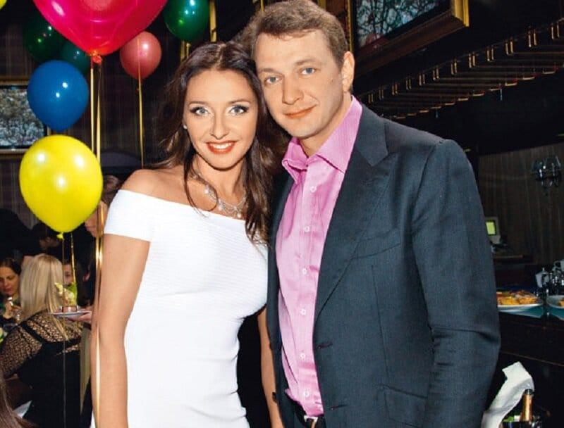 Татьяна Навка с Маратом Башаровым
