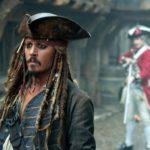 Джонни Депп в «Пиратах карибского моря»