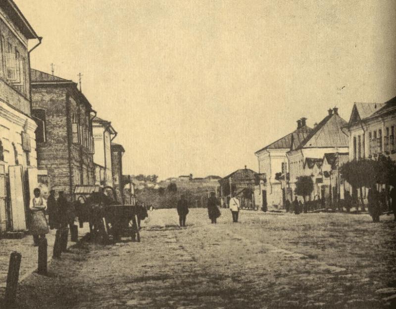 Усадьба Новоселки