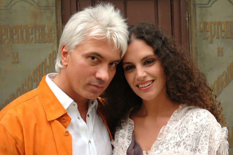 Дмитрий Хворостовский с Илли Флоранс