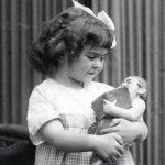 Детские фото Фриды Кало