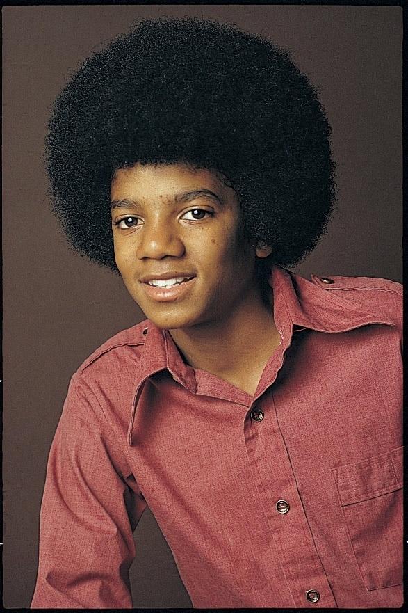 Майкл Джексон в детстве