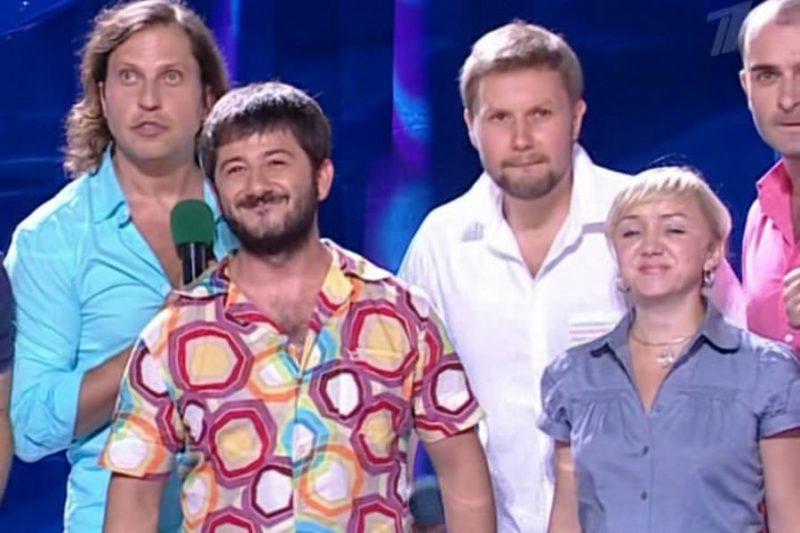 Александр Ревва с командой «Утомленные солнцем»