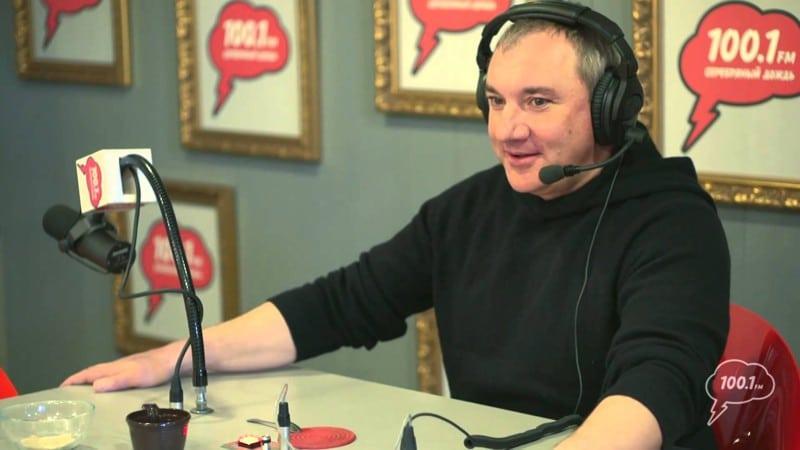 Николай Фоменко на радио
