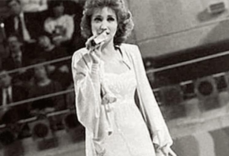 Ирина Аллегрова в группе «Факел»