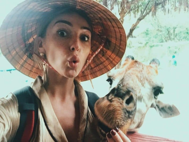 Анастасия Ивлеева ведущая «Орел и решка»