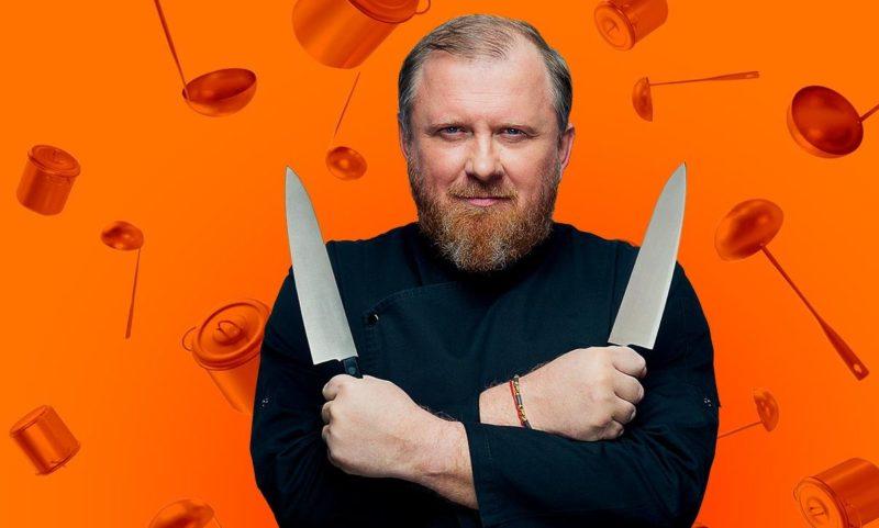 Константин Ивлев в передаче «На ножах»