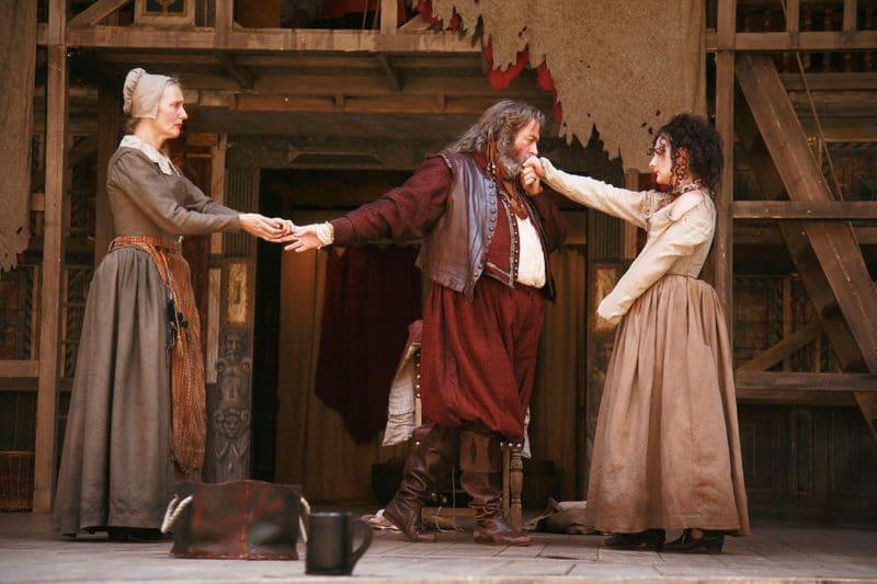 Спектакль по пьесе Уильяма Шекспира «Генрих VI»