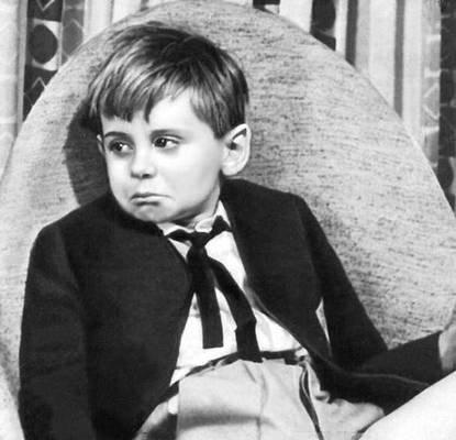 Сергей Михалков в детстве