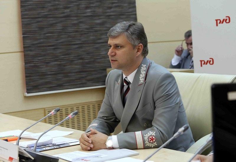 Генеральный директор ОАО «РЖД» Олег Белозеров