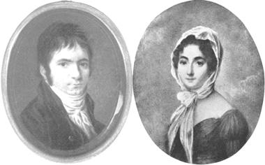 Людвиг ван Бетховен и Жозефина Брунсвик