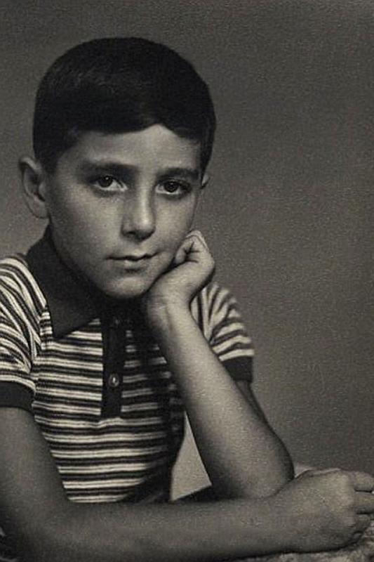 Григорий Лепс в детстве