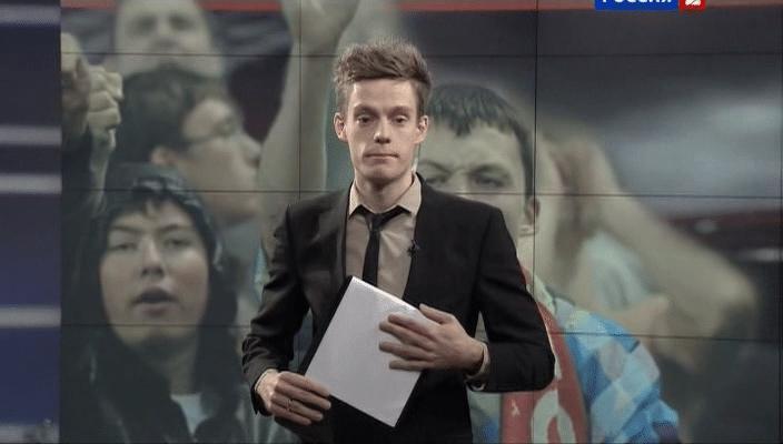 Юрий Дудь в передаче «Удар головой»