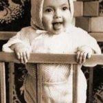 Анжелика Варум в детстве