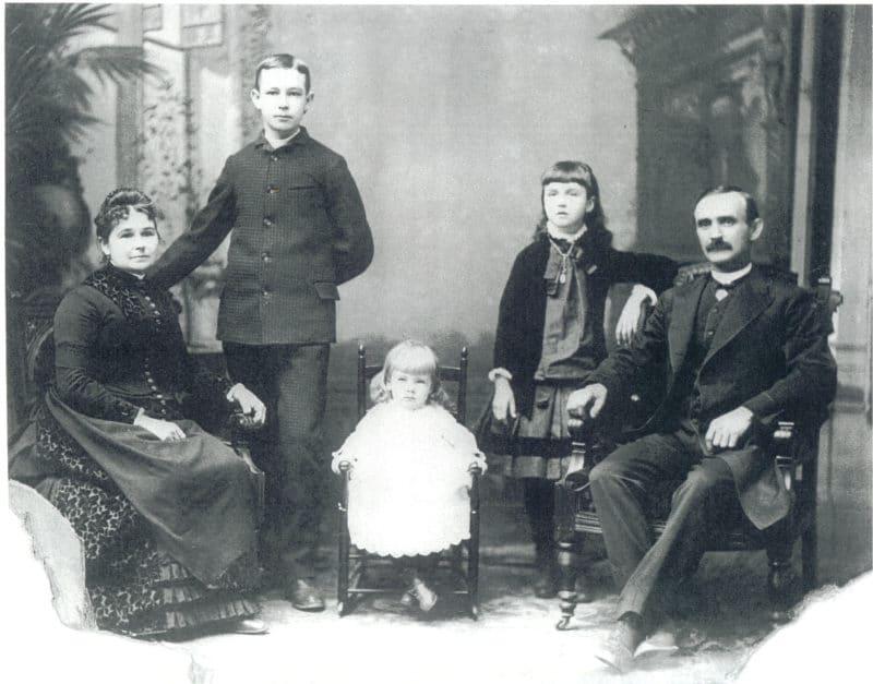 Семья Владимира Даля