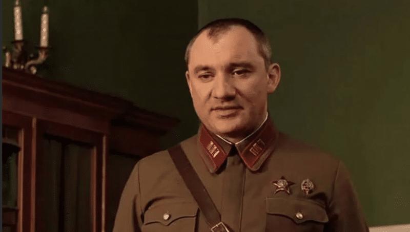 Николай Фоменко в сериале «Апостол»