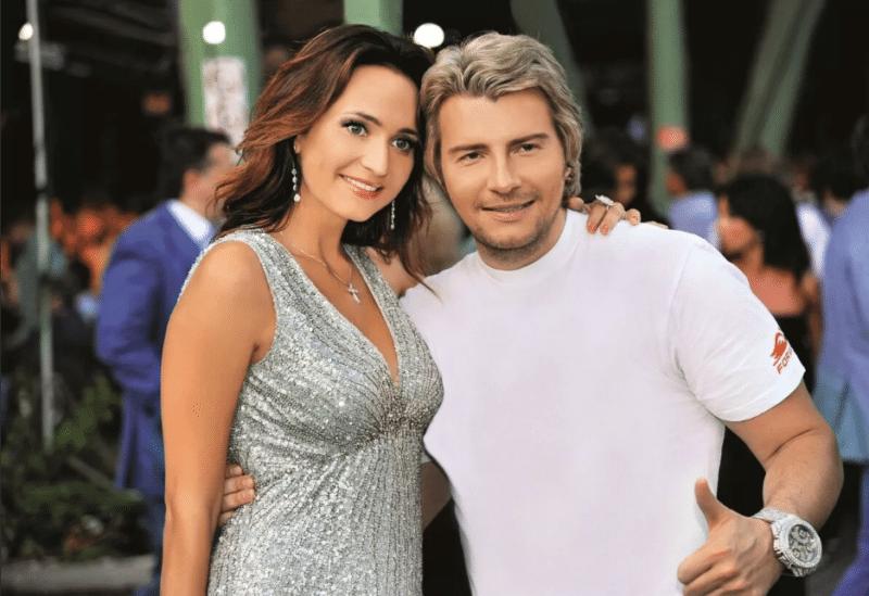 Николай Басков с Софи Кальчевой