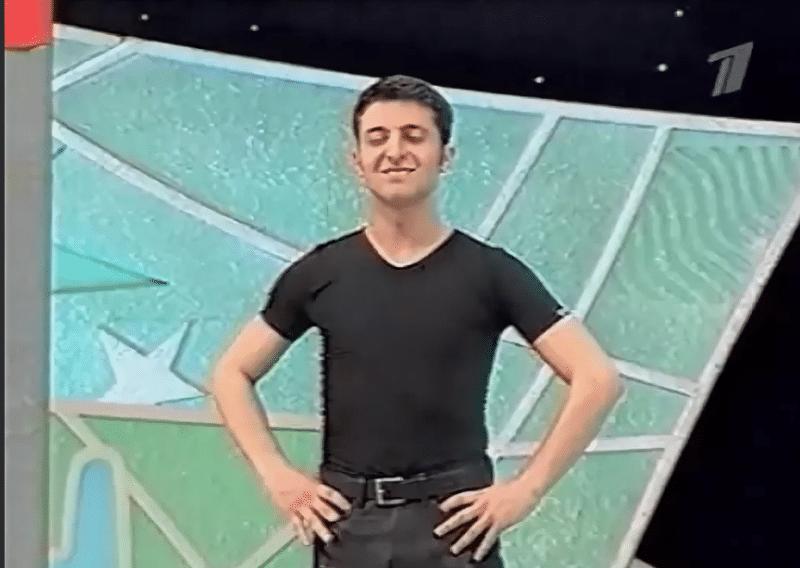 Владимир Зеленский в КВН