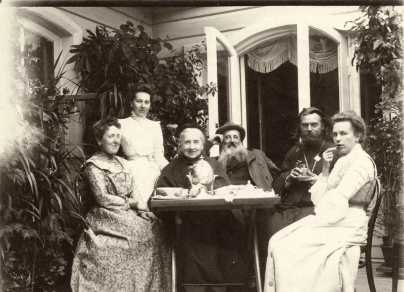 Семья Тютчева