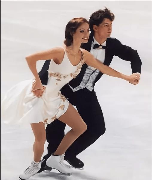 Татьяна Навка и Николай Морозов