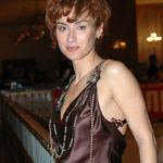 Тина Канделаки в начале карьеры