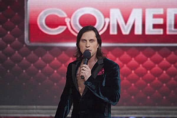 Александр Ревва в «Comedy Club»