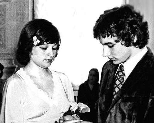 Свадьба Николая Фоменко с Еленой Лебедевой
