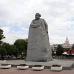 Памятники Карлу Марксу