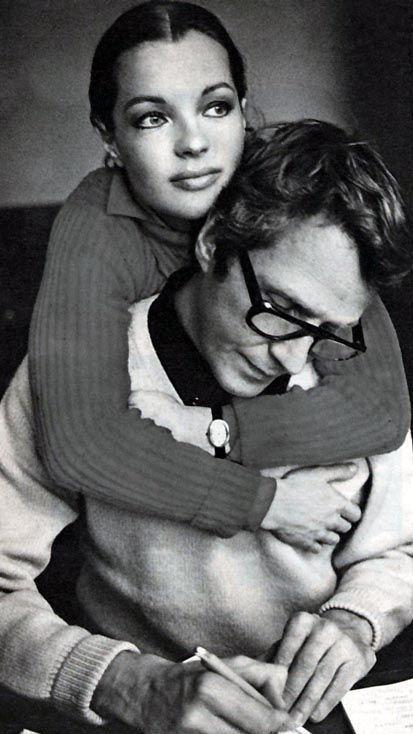 Роми Шнайдер и Гарри Майен