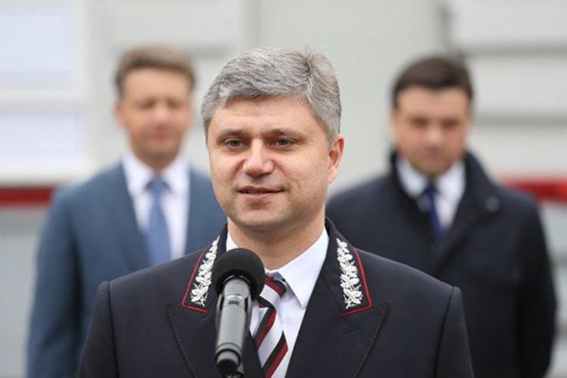Олег Белозеров во главе РЖД
