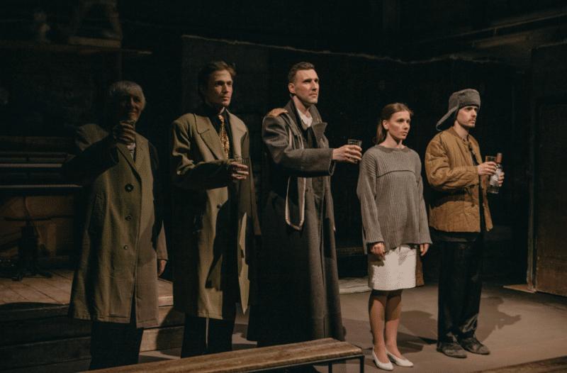 Пьеса «Старший сын» в театре