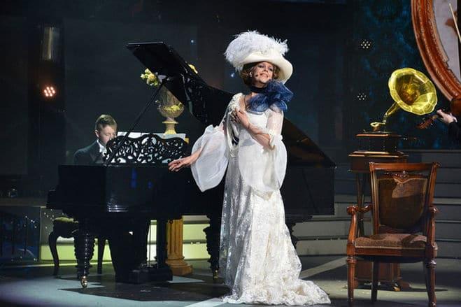 Любовь Казарновская в опере