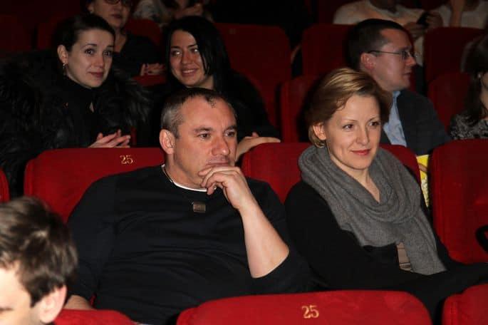Николай Фоменко с Натальей Кутобаевой