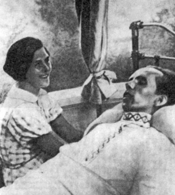 Болезнь Николая Островского