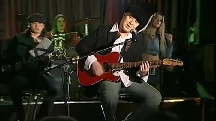 Виктор Петлюра на концерте