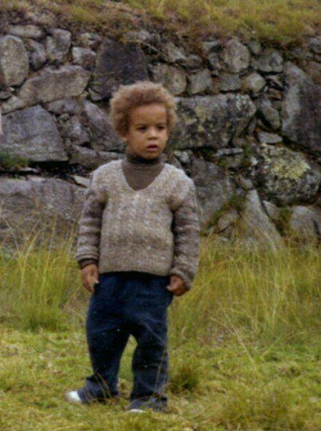 Вин Дизель в детстве